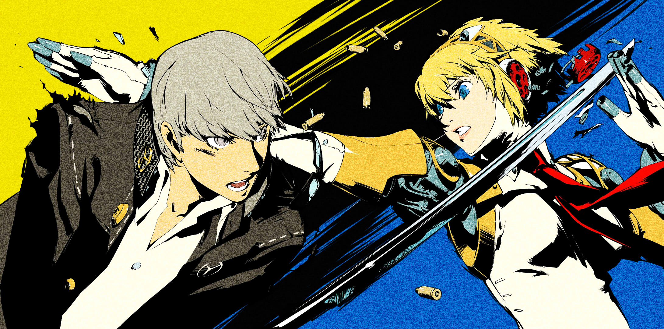 New Challengers in Persona 4:Ultimate in Mayonaka Arena